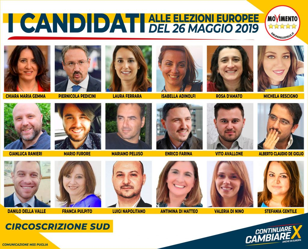 candidati europee - photo #44